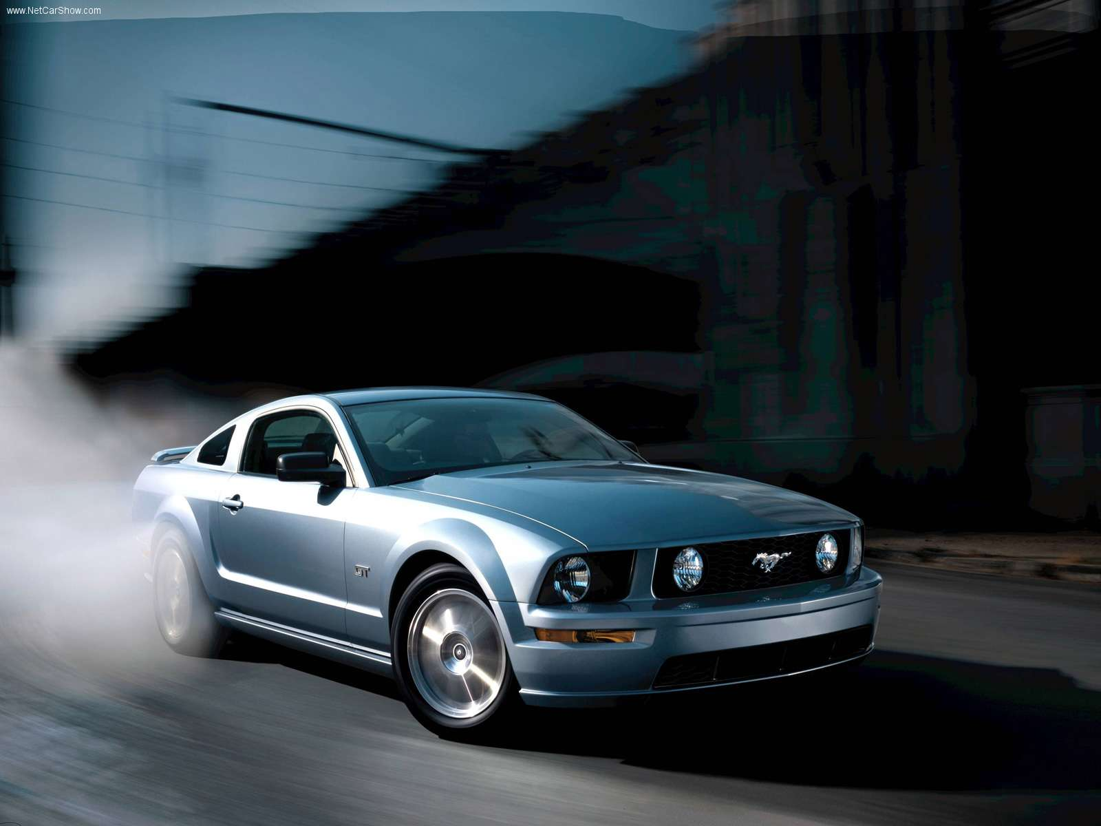 Ford Mustang GT Top Specification